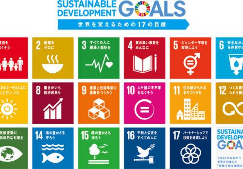 セイシングループは、国連が定めた目標であるSDGs(Sustainable Development Goals:持続可能な開発目標)に取り組みます